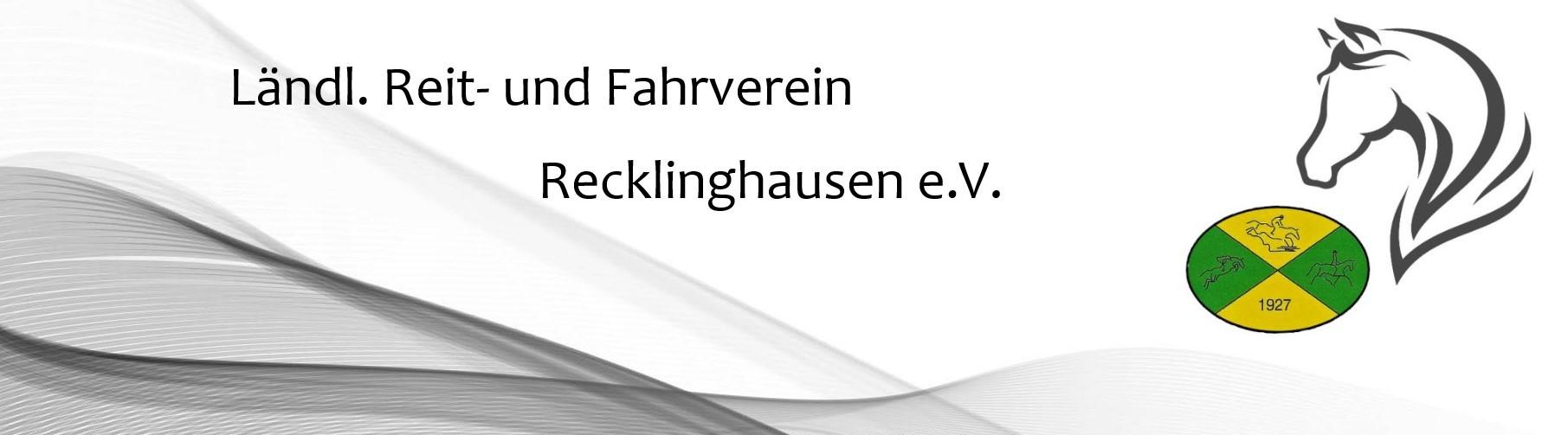 Ländlicher Reit- und Fahrverein Recklinghausen e.V.